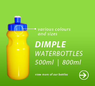 Dimple Waterbottle
